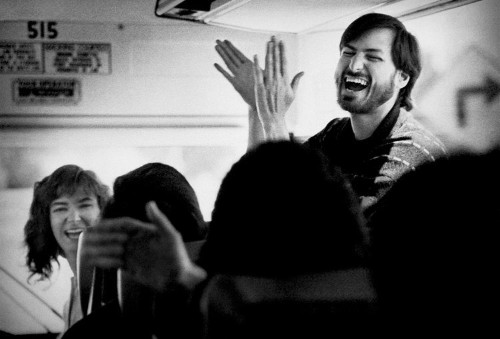 REVEALED: Rare, Older Photos Of Steve Jobs From After He Was Tossed From Apple