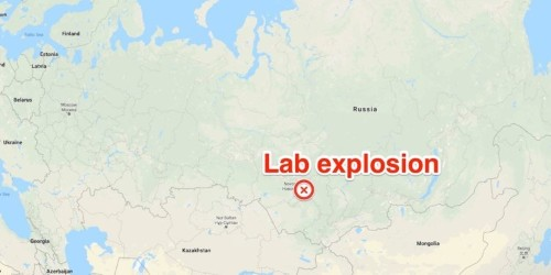 Russians doubt official claim that anthrax lab explosion not dangerous