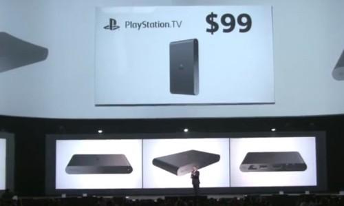 Sony Announces Its Apple TV Killer, PlayStation TV