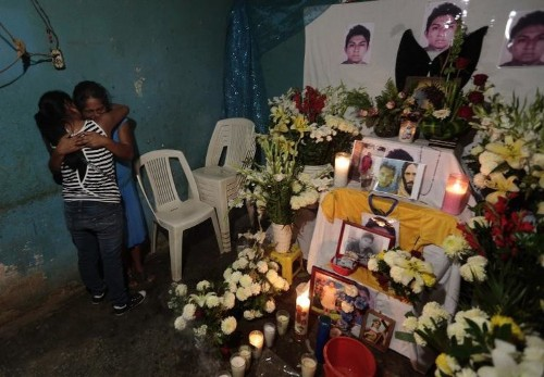 In 2014, missing students buried 'Mexico's Moment'