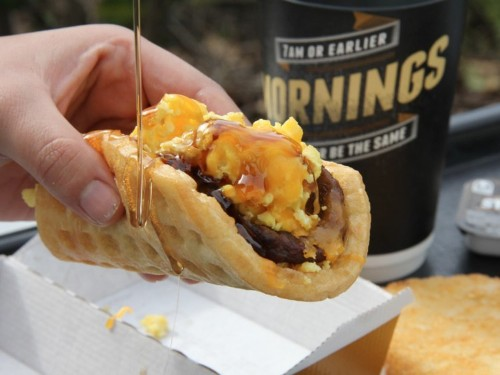 Taco Bell is using one huge advantage to beat McDonald's