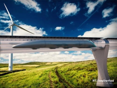 A man who's building the hyperloop claims it's going to be cheaper to ride than the subway