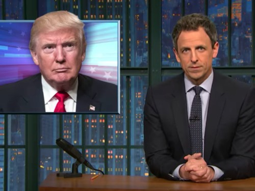 Seth Meyers: Why Trump's 'alternative facts' could turn into a much bigger problem