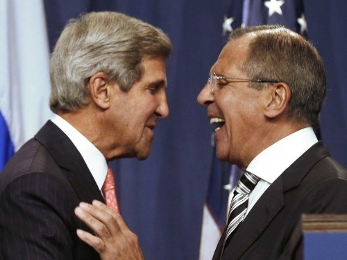 The Syrian Chemical Weapons Deal Is Nothing More Than A Face-Saving Stalling Tactic