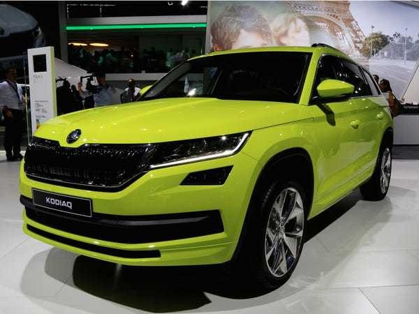 The 7 most impressive SUVs unveiled at the Paris Motor Show - Business Insider
