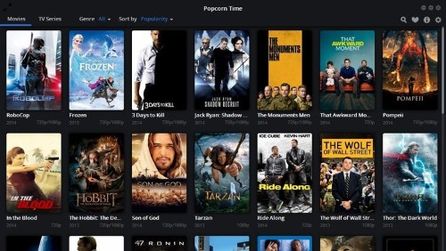 The official 'Netflix for pirated movies' is back from the dead