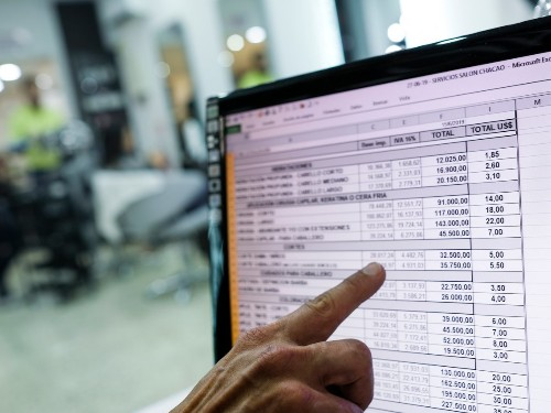 How to combine two columns in Microsoft Excel without losing data