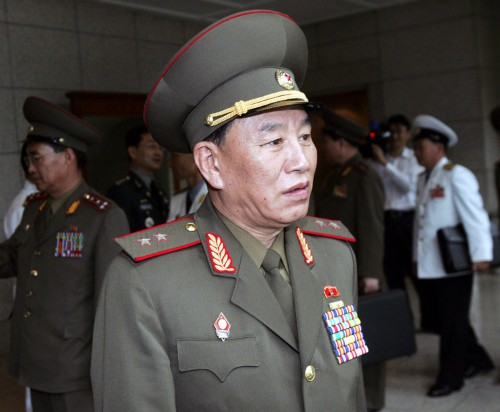 Meet The Super-Hawkish North Korean General Thought To Be Behind The Sony Hack