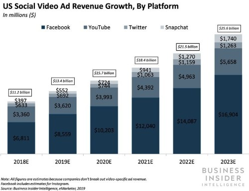 The Social Video Report 2019 from Business Insider Intelligence