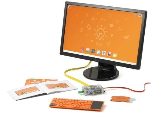 Kano Makes Building Your Own Computer And Learning To Code As Easy As Legos, And You Can Buy One Today