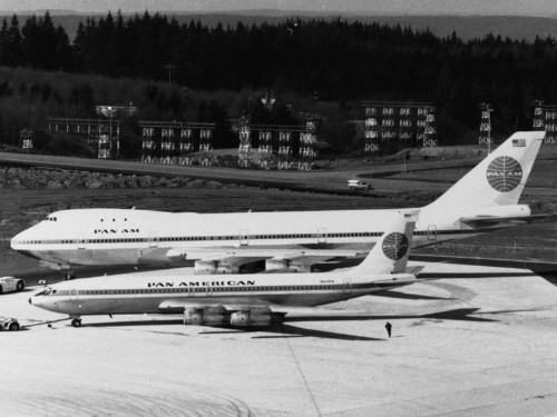 The Boeing 747 jumbo jet changed air travel with this momentous event 47 years ago