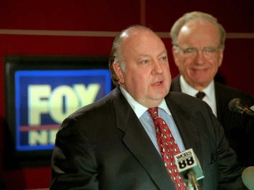 There Are Already Two Controversial Allegations From The New Book On Roger Ailes, And Both Are Being Denied