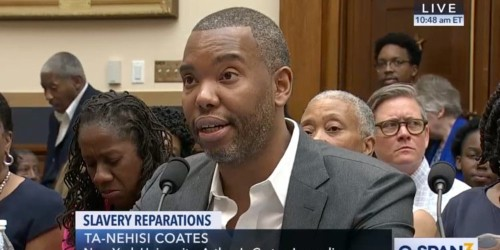 Ta-Nehisi Coates ripped into Mitch McConnell over reparations