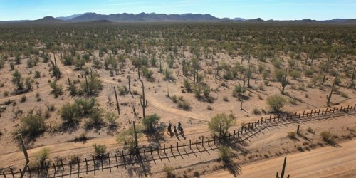 A simple technology could secure the border for a fraction of the cost of a wall — but no one's talking about it