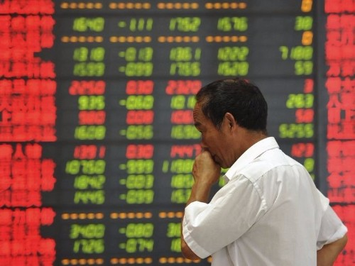 China risks turning its 1987-style crash into a much more devastating 1929-style crash