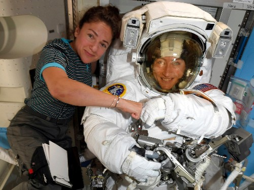 NASA's first all-female spacewalk is finally happening — watch it live - Business Insider