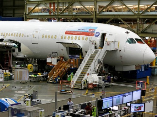 'I never plan to fly on it': Workers reportedly recount poor practices at a Boeing factory in South Carolina that could spell trouble for Dreamliner plane