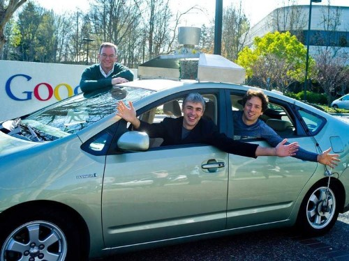 Google's Self-Driving Cars Are Not Always So Hands Off