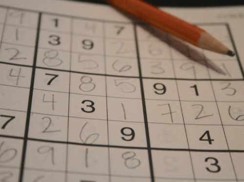 The number of solutions you could fit into your weekend Sudoku is mind-boggling