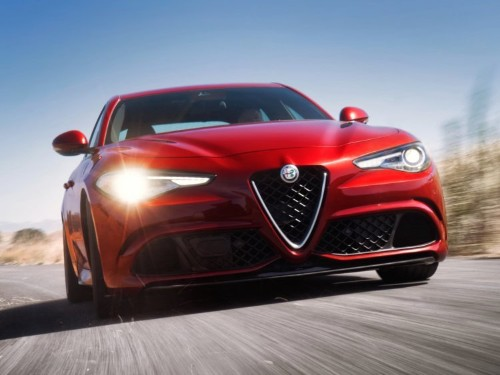 Italy's answer to BMW is coming to America with a stunning new car