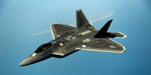 The F-22 came face to face with Russia's top fighter and was at a major disadvantage