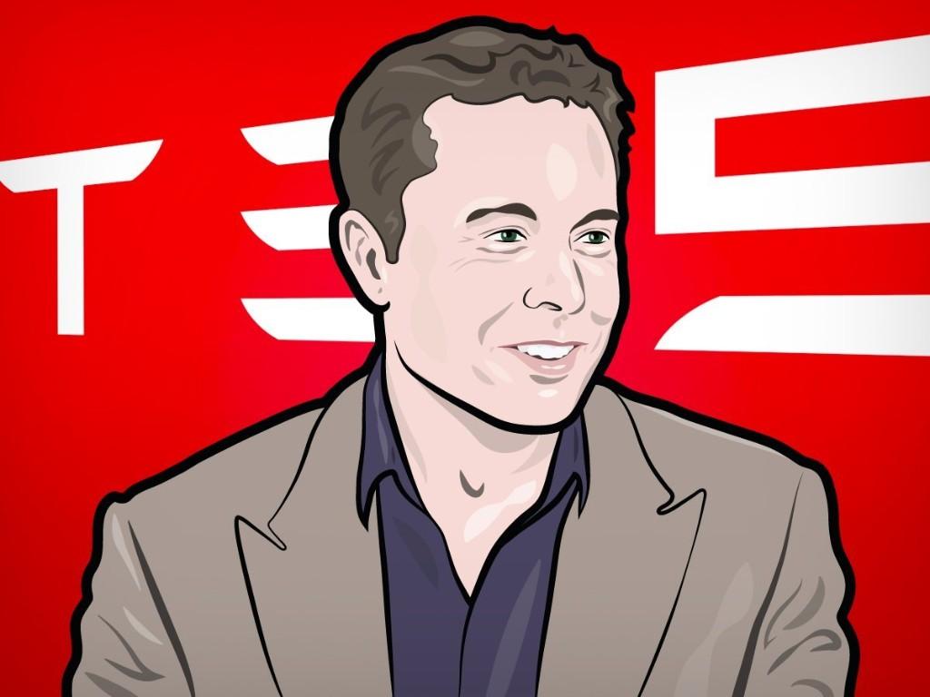 Tesla - Magazine cover