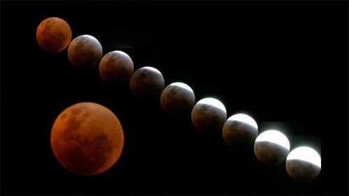 Set Your Alarm For 2AM EDT To Catch Tonight's Full Lunar Eclipse