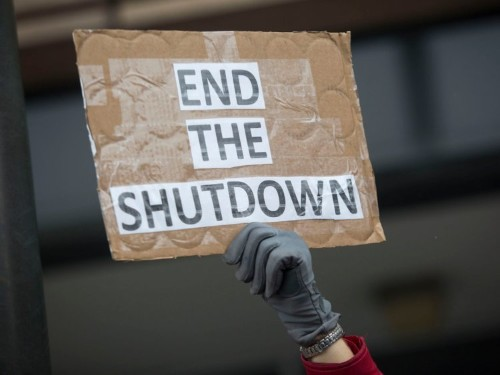 The government shutdown is forcing employees to ration and fundraise for medication, or put their health at risk