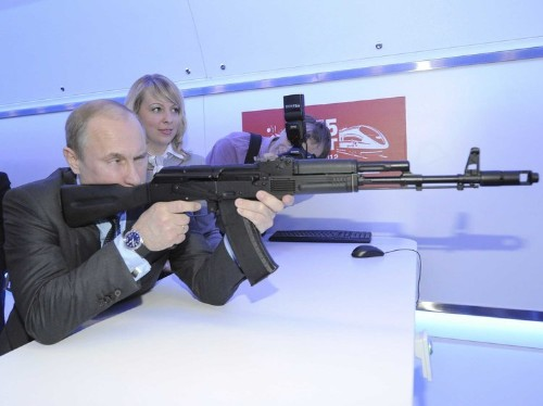 Signs are everywhere that Putin is headed into a long and tense standoff with the West