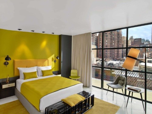 The 13 Coolest New Hotels In New York City
