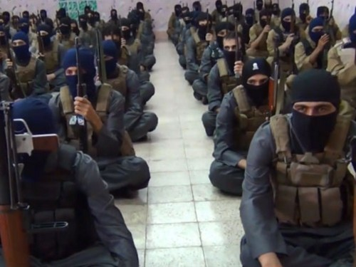 Leaked documents show how ISIS is building its state