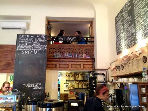 The Best Neighborhood Coffee Shops In Manhattan