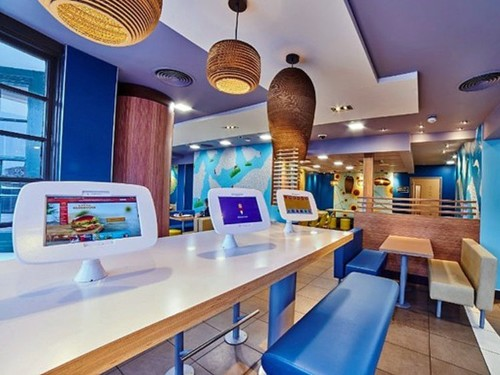 The next-generation restaurants McDonald's pioneered in the UK are now headed to the US