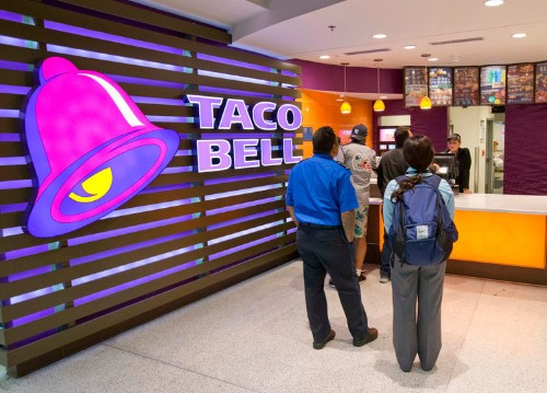 These are America's favorite restaurant chains