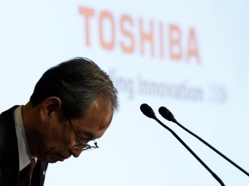 Toshiba is probably going to postpone earnings for a third time