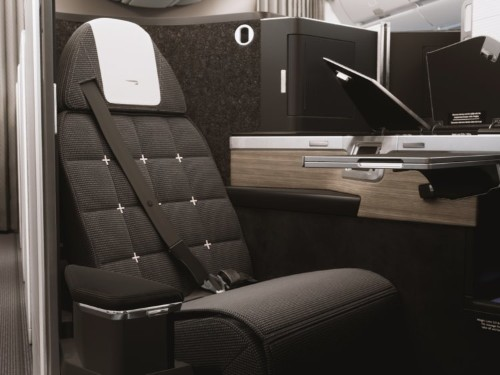 British Airways has a swanky new business class suite — here's what they look like