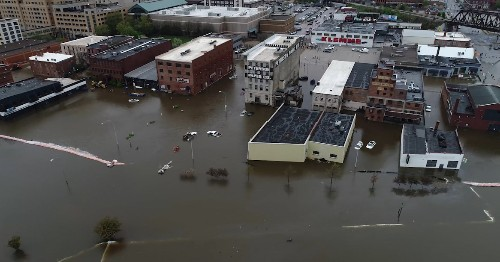 How record flooding in the US is transforming this Midwestern city - Business Insider