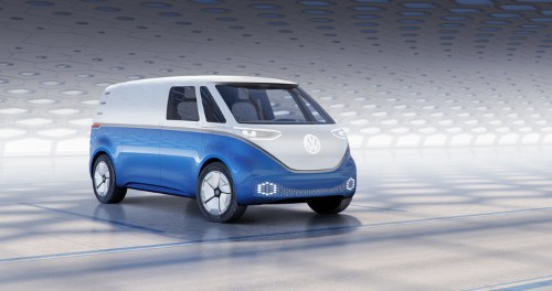 Volkswagen is bringing back the iconic microbus in two new electric models and they look awesome