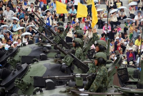 Veterans gather as Taiwan marks Japan's WWII defeat