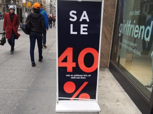 Gap is doubling down on one of retail's deadliest mistakes
