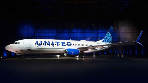 United Airlines just unveiled its first new look since merging with Continental Airlines nearly a decade ago