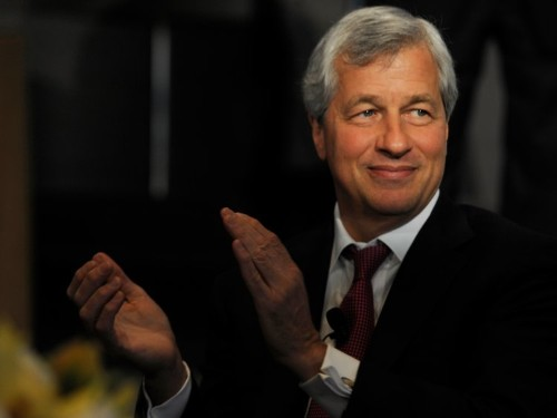 JPMorgan just promoted 120 bankers to managing director, and we've got the full list