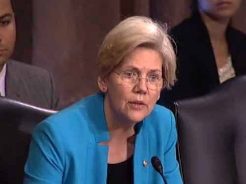 Elizabeth Warren Wants To Take This Goldman Sachs Aluminum Story And Run Right Over Wall Street With It