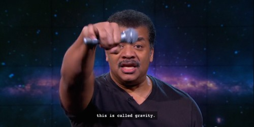 Neil deGrasse Tyson says Flat-Earth believers are 'the beginning of the end of our informed democracy'