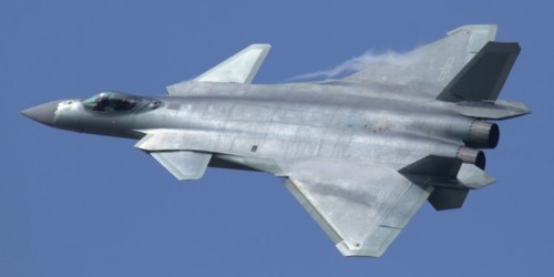 China's J-20 stealth fighter has no cannon — and it shows the jet can't dogfight with the US