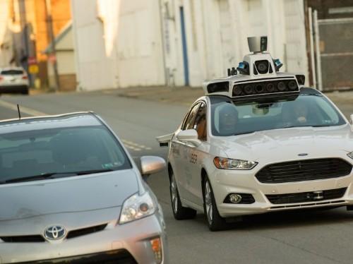 Uber's self-driving car unit may be worth $7.25 billion alone
