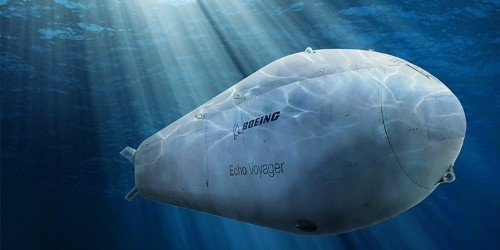 The Navy just bought a fleet of robot submarines to prowl the oceans and mess with adversaries