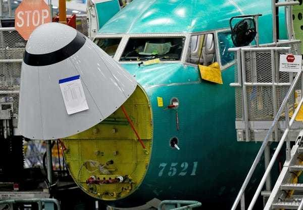 Boeing shareholders sue board over 737 Max crisis and grounding - Business Insider