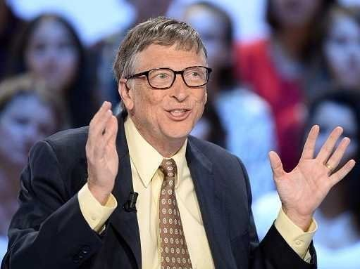 Billionaires like Bill Gates give away tons of money, and this study reveals why