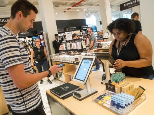 Amazon is slowly growing its fleet of stores — but you can't return all online purchases there